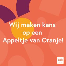 Mailmaatjes maken kans op Appeltje van Oranje 2021. Stem nu!